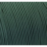 Paracord 275 (2,2mm), dark emerald green #022-2