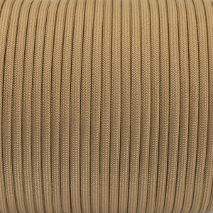 Paracord 550, coyote brown #012