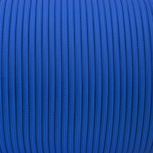 Паракорд. Paracord Type III 550, blue #001