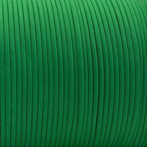 Паракорд. Paracord Type III 550, green #025