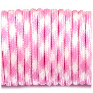 Паракорд. Paracord Type III 550, pretty in pink #092