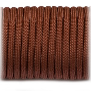 Паракорд. Paracord Type III 550, brown #015