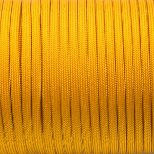 Паракорд. Paracord Type III 550, honey gold #089
