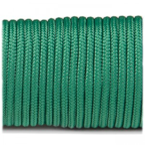 Paracord 100, green #025-2