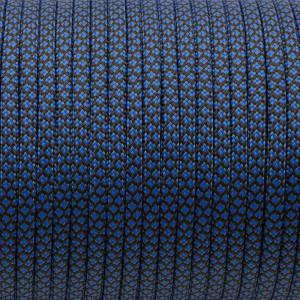 Паракорд. Paracord Type III 550, blue snake #268