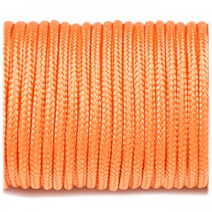 Paracord 275 (2,2mm), orange yellow #044-2