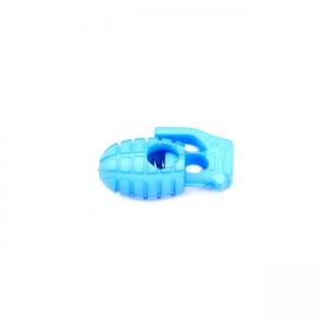 "Стоппер для паракорда ""Граната"", light blue"