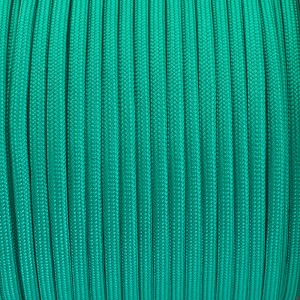 Паракорд. Paracord Type III 550, emerald green #086