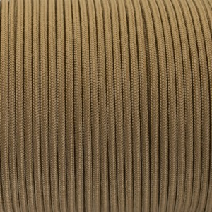Paracord 275 (2,2mm), coyote brown #012-2