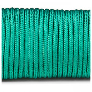 Paracord 100, emerald green #086-2