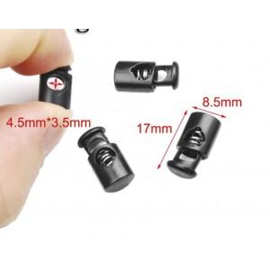 Фиксатор Hi, black 17*8,5 mm