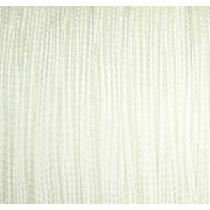Microcord (1.4 mm), white #007-1