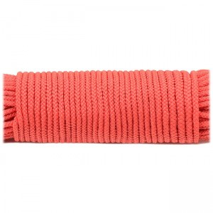 Micro cord (1.4 mm), red #021-1