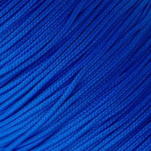 Micro cord (1.4 mm), simple blue #001-1