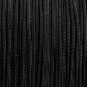 Microcord (1.4 mm), black #016-1