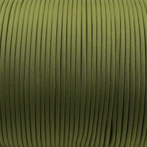 Paracord 550, Green pepper #354