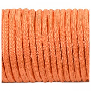 Shock cord (4.2 mm), orange yellow #s044-4.2