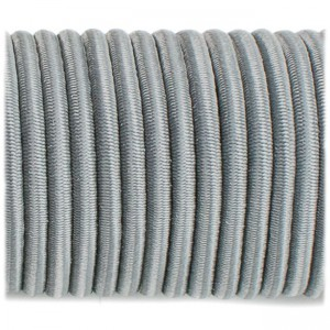 Shock cord (4.2 mm), dark grey #s030-4.2