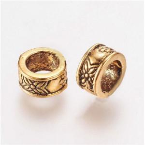 Бусина Кольцо, золото