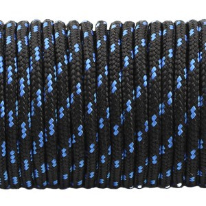 Paracord 275 (2,2mm), thin blue line #106-2