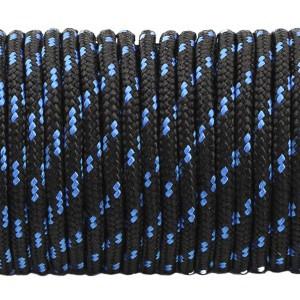 Paracord 275 (2,2mm), thin blue line #106-2