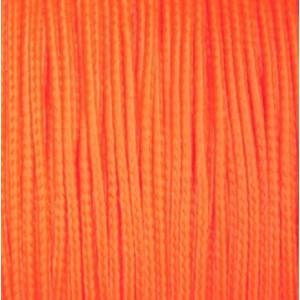 Micro cord (1.4 mm), sofit orange #345-1