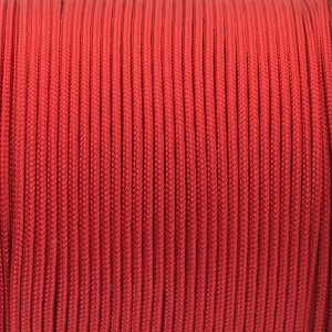 Paracord 275 (2,2mm), red #021F-2