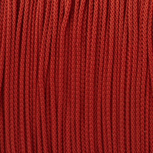 Micro cord (1.4 mm), red fire #021F-1
