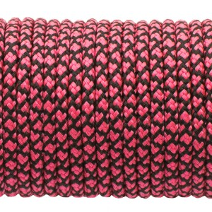 Paracord 275 (2,2mm), sofit pink snake #292-2 (315+016)