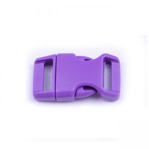"""5/8"""", фиолетовый, фастекс пластиковый"""