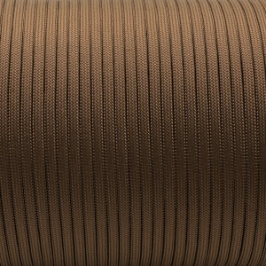 Paracord 550, copper brown #015