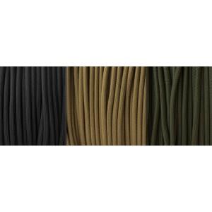 SALE! Набор паракорда BASIC SET 3*10m (black/army green/coyote brown)