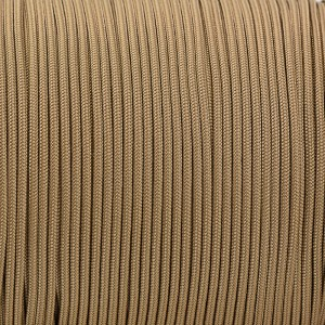 Paracord 425 Type II (3mm), coyote brown #012-Type2