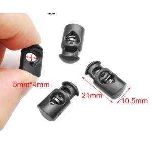 Фиксатор Hi, black 21*10,5 mm
