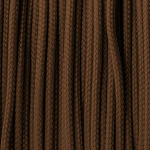 Paracord 425 Type II (3mm), copper brown #015-Тype2