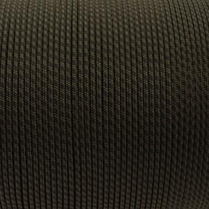 Paracord 425 Type II (3mm), black snake #308-Тype2