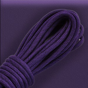 Paracord 550, BLACK NOISE purple #026-BN