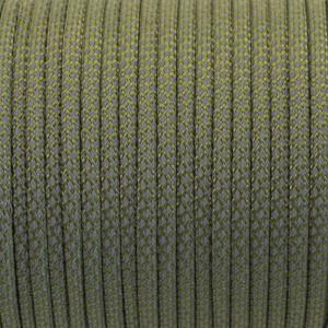 Paracord 550, super reflective 50/50  snake moss #r16331S (светоотражающий)