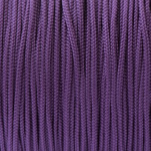 Minicord. Paracord 100 Type I (1.9 mm), purple #026-type1