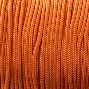 Minicord. Paracord 100 Type I (1.9 mm), orange yellow #044-type1