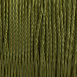 Minicord. Paracord 100 Type I (1.9 mm), Green pepper #354-type1