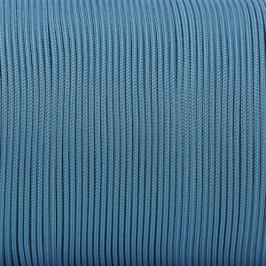 Minicord. Paracord 100 Type I (1.9 mm), blue oil #420-Type1