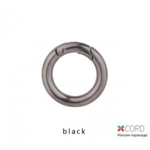 Кольцо - карабин, 33мм. Серебро