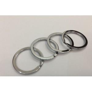 Кольцо плоское для ключей, 20 мм. Качество