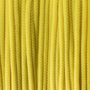 Paracord 425 Type II (3mm), yellow #019-Тype2
