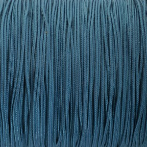 Micro cord (1.4 mm), blue oil #420-1