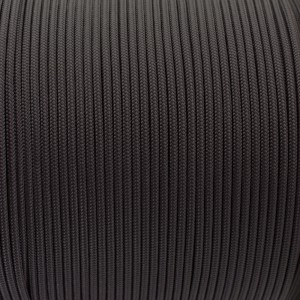 Paracord 425 Type II (3mm), Raven wing #411-Type2