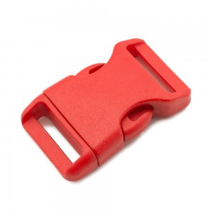"""3/4"""", красный, фастекс пластиковый"""