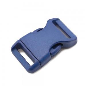 """3/4"""", синий, фастекс пластиковый"""