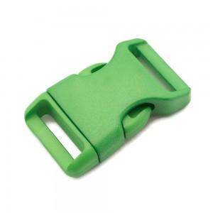 """3/4"""", зеленый, фастекс пластиковый"""